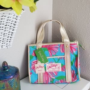 Lilly Pulitzer small tote
